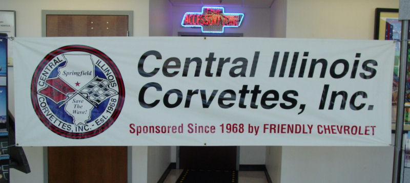 Annual Friendly Chevrolet ChevyCorvette Show - Friendly chevrolet springfield il car show
